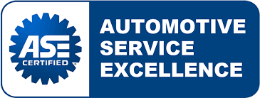 ASE -Badge Automotive Service Excellence
